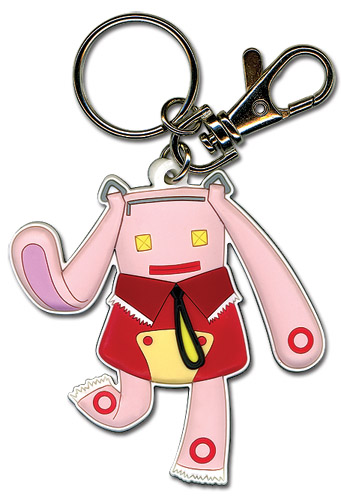 Bleach Kurodo Pvc Keychain, an officially licensed Bleach product at B.A. Toys.