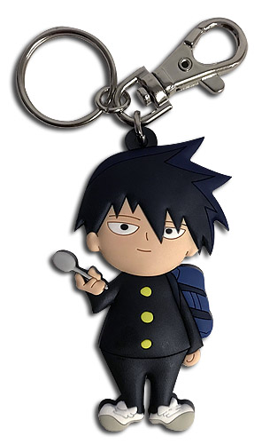 Mob Psycho 100 - Ritsu Sd Pvc Keychain, an officially licensed product in our Mob Psycho 100 Key Chains department.