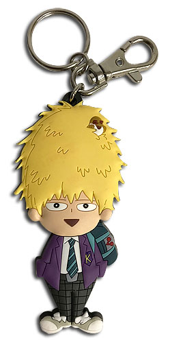 Mob Psycho 100 - Teruki Sd Pvc Keychain, an officially licensed product in our Mob Psycho 100 Key Chains department.