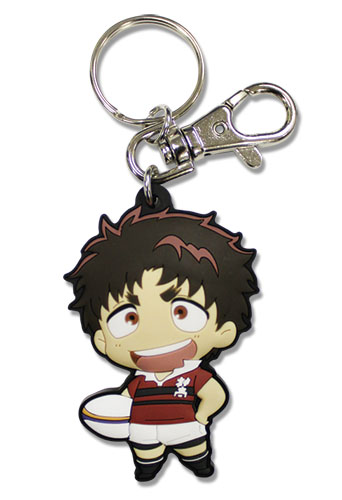 All Out!!! - Gion Pvc Keychain, an officially licensed product in our All Out!!! Key Chains department.