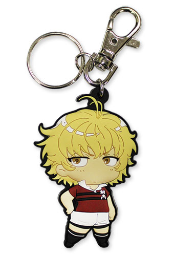 All Out!!! - Oharano Pvc Keychain, an officially licensed All Out!!! product at B.A. Toys.