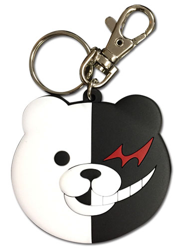 Danganronpa 3 - Monokuma Pvc Keychain, an officially licensed product in our Danganronpa Key Chains department.