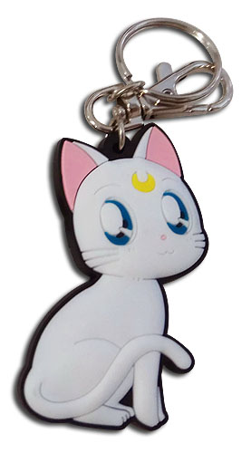 Sailor Moon - Artemis Pvc Keychain, an officially licensed product in our Sailor Moon Key Chains department.