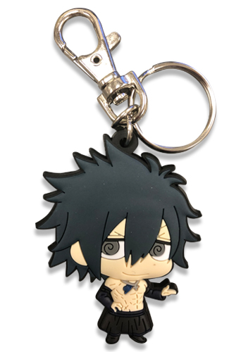 Fairy Tail - S7 Gray Pvc Keychain, an officially licensed product in our Fairy Tail Key Chains department.