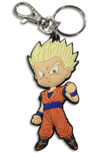Dragon Ball Super - Gohan Pvc Keychain, an officially licensed product in our Dragon Ball Super Key Chains department.