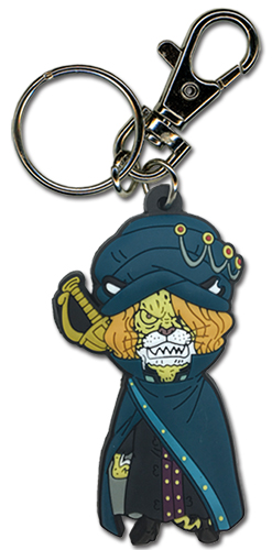 One Piece - Pedro Pvc Keychain, an officially licensed product in our One Piece Key Chains department.