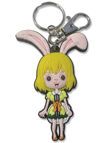 One Piece - Carrot Pvc Keychain 2.5'' officially licensed One Piece Key Chains product at B.A. Toys.
