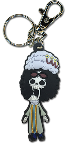 One Piece - Brooke Pvc Keychain, an officially licensed product in our One Piece Key Chains department.