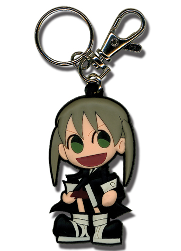 Soul Eater Maka Sd Pvc Keychain, an officially licensed product in our Soul Eater Key Chains department.