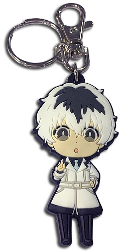Tokyo Ghoul: Re - Haise Pvc Keychain, an officially licensed product in our Tokyo Ghoul Key Chains department.