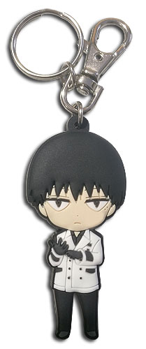 Tokyo Ghoul: Re - Urie Pvc Keychain, an officially licensed product in our Tokyo Ghoul Key Chains department.