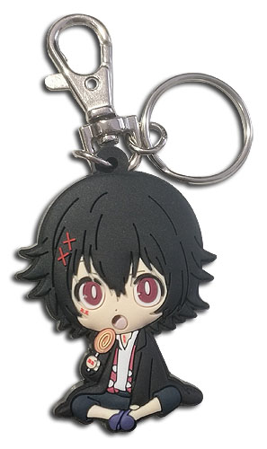 Tokyo Ghoul: Re - Juzo 2.5 Pvc Keychain, an officially licensed product in our Tokyo Ghoul Key Chains department.