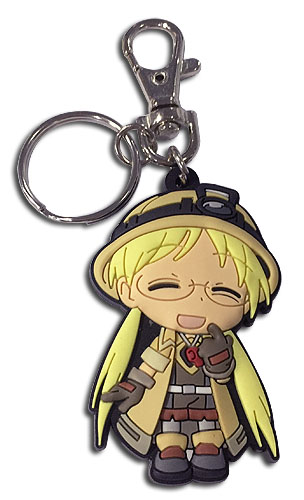 Made In Abyss - Riko Pvc Keychain, an officially licensed product in our Made In Abyss Key Chains department.