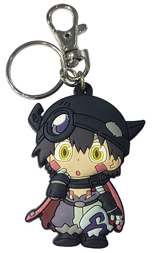 Made In Abyss - Reg Pvc Keychain, an officially licensed product in our Made In Abyss Key Chains department.