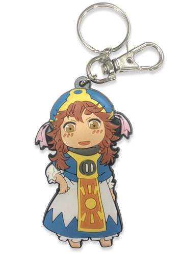 Hakumei & Mikochi - Hakumei Pvc Keychain, an officially licensed product in our Hakumei & Mikochi Key Chains department.