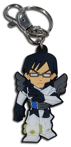 My Hero Academia - Sd Iida Pvc Keychain, an officially licensed product in our My Hero Academia Key Chains department.