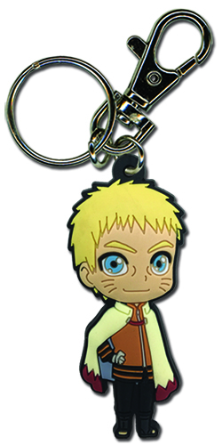 Boruto - Naruto Pvc Keychain, an officially licensed Boruto product at B.A. Toys.