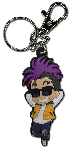 Banana Fish - Shorter Pvc Keychain, an officially licensed Banana Fish product at B.A. Toys.