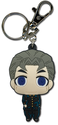 Jojo S3 - Koichi Pvc Keychain, an officially licensed product in our Jojo'S Bizarre Adventure Key Chains department.