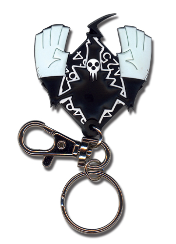 Soul Eater Shingami Keychain, an officially licensed product in our Soul Eater Key Chains department.