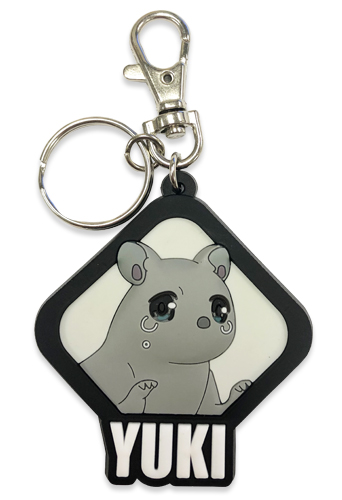 Fruits Basket 2019 - Yuki Pvc Keychain, an officially licensed product in our Fruits Basket Key Chains department.
