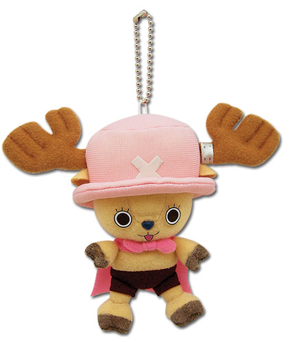 One Piece Chopperman Plush Keychain, an officially licensed product in our One Piece Key Chains department.