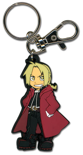 Fma Brotherhood Ed Sd Pvc Keychain, an officially licensed product in our Fullmetal Alchemist Key Chains department.