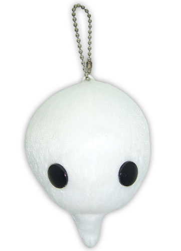 Evangelion Logo Shito Angel Plush Keychain, an officially licensed Evangelion product at B.A. Toys.