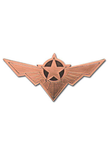 Star Driver Emblem Pinset officially licensed Star Driver Pins & Badges product at B.A. Toys.