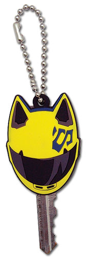 Durarara!! Helmet Keycap, an officially licensed product in our Durarara!! Key Chains department.