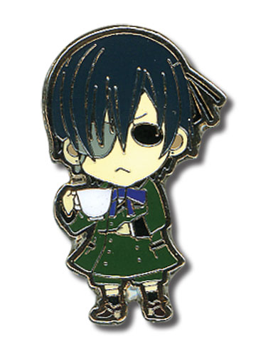 Black Butler - Sd Ciel Pin officially licensed Black Butler Pins & Badges product at B.A. Toys.