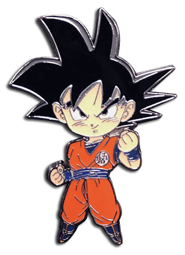 Dragon Ball Super - Goku Pin officially licensed Dragon Ball Super Pins & Badges product at B.A. Toys.