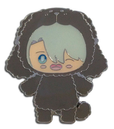 Yuri On Ice!!! - Sd Victor Dog Pajama Pin officially licensed Yuri!!! On Ice Pins & Badges product at B.A. Toys.