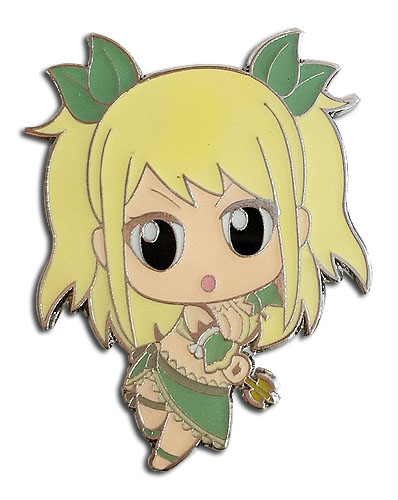 Fairy Tail - Sd Lucy Pin officially licensed Fairy Tail Pins & Badges product at B.A. Toys.