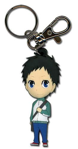 Durarara!! Mikado Sd Pvc Keychain, an officially licensed Durarara Key Chain