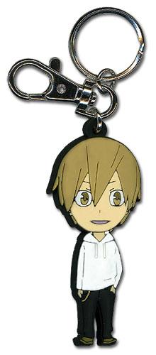 Durarara!! Masaomi Sd Pvc Keychain, an officially licensed Durarara Key Chain