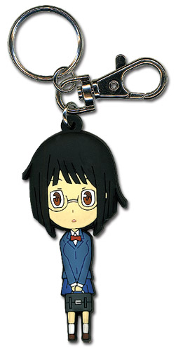 Durarara!! Anri Sd Pvc Keychain, an officially licensed Durarara Key Chain