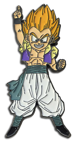 Dragon Ball Z - Ss Gotenks Pin, an officially licensed product in our Dragon Ball Z Pins & Badges department.