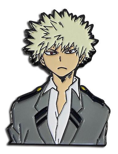 My Hero Academia - Bakugo Enamel Pin 2