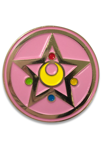 Sailor Moon - Brooch Single Enamel Pin, an officially licensed product in our Sailor Moon Pins & Badges department.