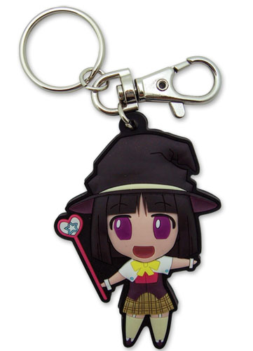 Rosario Vampire Yukari Keychain, an officially licensed product in our Rosario Vampire Key Chains department.