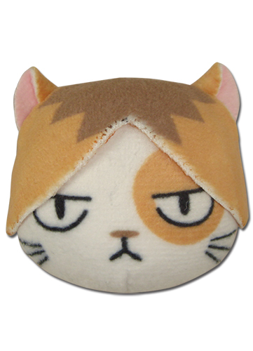 Haikyu!! S2 - Kozume Cat Plush Pin officially licensed Haikyu!! Pins & Badges product at B.A. Toys.