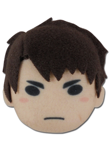 Haikyu! S2 - Ushijima Plush Pin officially licensed Haikyu!! Pins & Badges product at B.A. Toys.