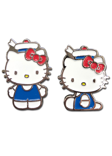 Hello Kitty - 2019 Core B-set Enamel Pin officially licensed Hello Kitty Pins & Badges product at B.A. Toys.