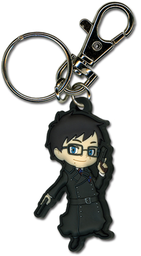 Blue Exorcist Yukio Sd Pvc Keychain, an officially licensed Blue Exorcist Key Chain