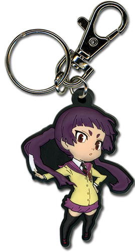 Blue Exorcist Izumo Pvc Keychain, an officially licensed Blue Exorcist product at B.A. Toys.