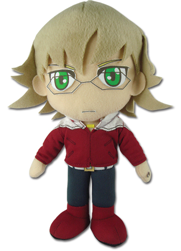 Tiger & Bunny Barnaby Plush, an officially licensed product in our Tiger & Bunny Plush department.