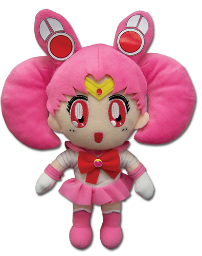 Sailormoon Sailor Chibi Moon Plush, an officially licensed product in our Sailor Moon Plush department.