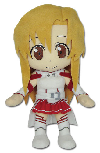 Sword Art Online Asuna Plush, an officially licensed product in our Sword Art Online Plush department.