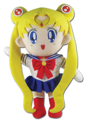 Sailor Moon - Sailor Moon Plush 17''H, an officially licensed product in our Sailor Moon Plush department.
